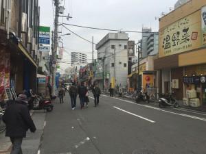 阪急→JR
