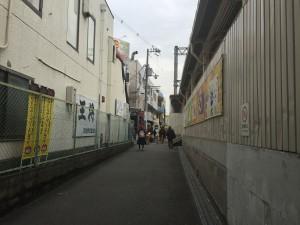 阪急地上出口