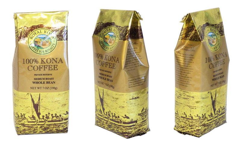 ロイヤルコナ最高級の100%ピュアコナコーヒーWB